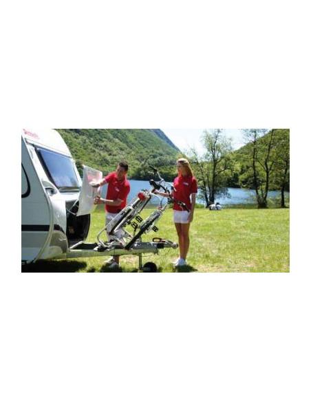 Dviračių laikiklis Carry Bike Caravan XLA Pro200