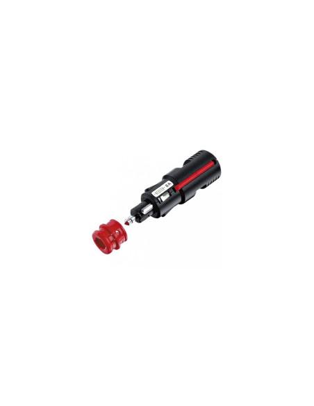 12-24 voltų saugos universalus kištukas