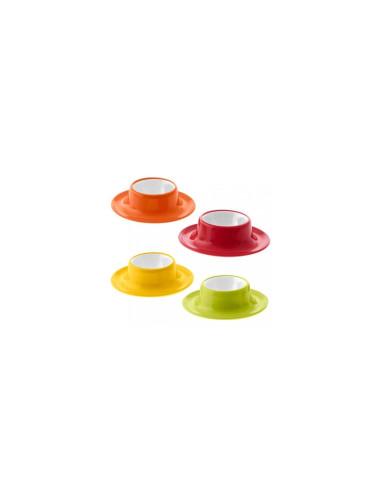 """Gimex Eggcup"" rinkinys ""Rainbow"""