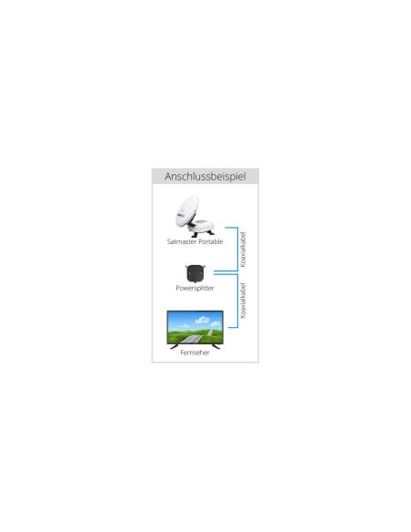 """Antenos """"Satmaster Portable Exclusive"""""""