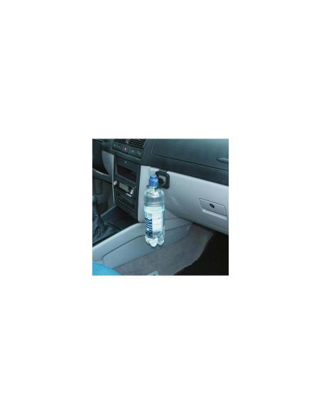 Automobilių gėrimų buteliai, pirkinių krepšiai - laikiklis
