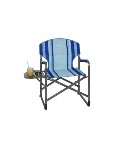 Paplūdimio linijos direktoriaus kėdė su stalu