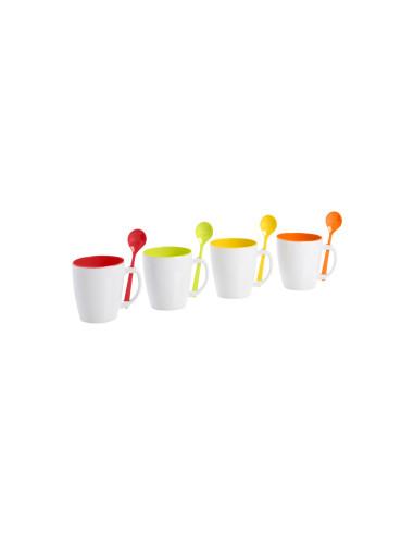 Gimex puodelis su šaukštu