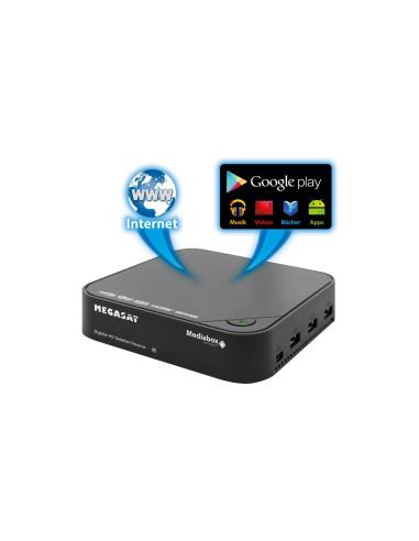 HD imtuvas DVB-S2 Mediabox
