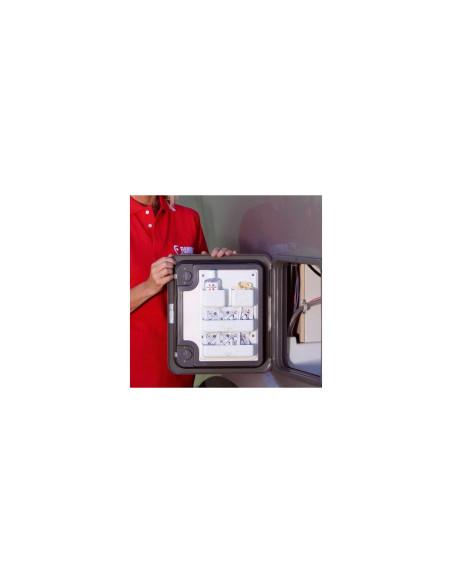 Kišeninės kasetės organizatorius