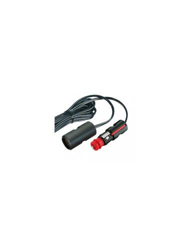 12-24 voltų prailginimo kabelis