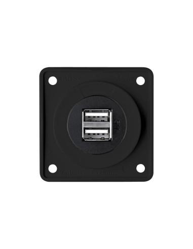 12V USB maitinimo lizdas