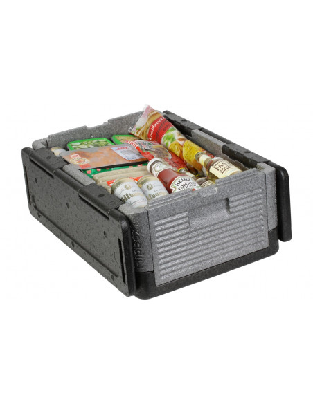 """Overath Folding Coolbox-Flip Box"" BIG"