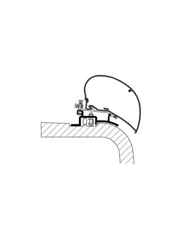 Adapteris skirtas Ducato / Jumper / Boxer